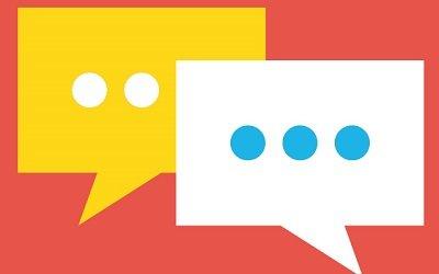 Online Messaging is Easier
